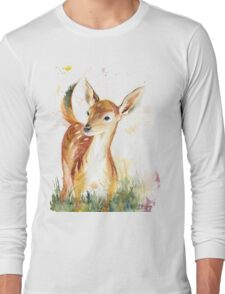 Little Deer  Long Sleeve T-Shirt