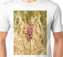 Holy Orchid on Lesvos Unisex T-Shirt