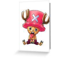 Tony Tony Chopper  Greeting Card