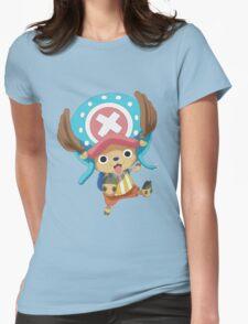 Chopper Womens Fitted T-Shirt