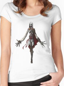 Assassin's Creed Halloween Women's Fitted Scoop T-Shirt