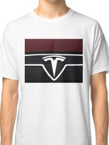 TESLA LOGO 2 Classic T-Shirt