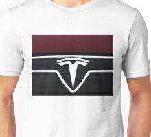 TESLA LOGO 2 Unisex T-Shirt