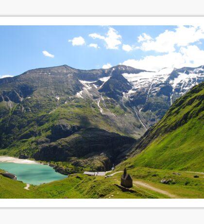 Tyrolean Alps Sticker