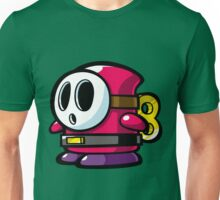 Shy Guy Unisex T-Shirt