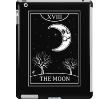 The Moon Tarot iPad Case/Skin