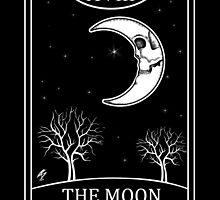 The Moon Tarot by natashasines