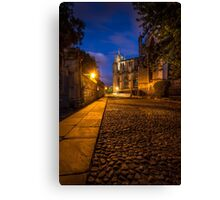York Minster from Minster Yard Canvas Print