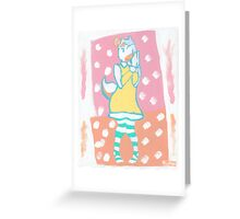 Blissfull Sweetness Greeting Card