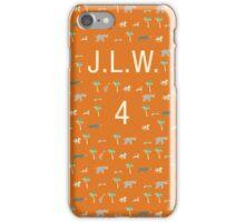 Pattern JLW 4 Darjeeling Limited & Hotel Chevalier iPhone Case/Skin