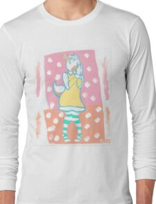 Blissfull Sweetness Long Sleeve T-Shirt