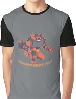 Big Buff Cheeto Puff Graphic T-Shirt