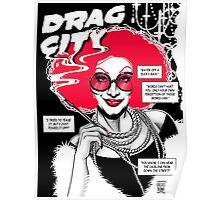 Drag City - Jinkx Monsoon Poster