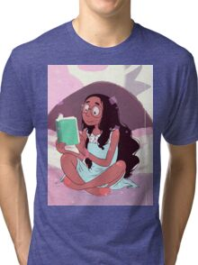 Connie Reading Steven Universe Tri-blend T-Shirt