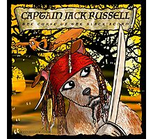 Captain Jack Russell Photographic Print