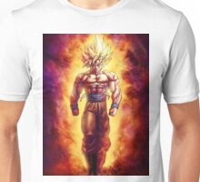 Sangoku in Power Unisex T-Shirt