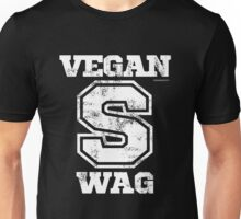 VEGAN SWAG for Vegans and Vegetarians Unisex T-Shirt