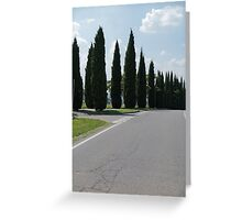 avenue Greeting Card
