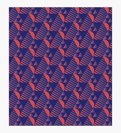 Tesselate Photographic Print