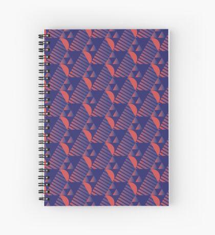 Tesselate Spiral Notebook