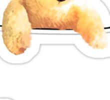 Bear in my pocket!  Sticker
