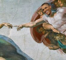 The Creation of Socialism Sticker