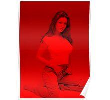 Kelly Kelly - Celebrity (Sexy Pose) Poster