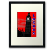 London #1 Framed Print
