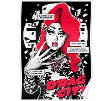 Drag City - Kim Chi Poster