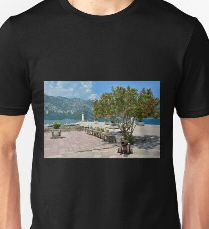 Cannon and Oleander Unisex T-Shirt