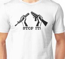 anti-war peace on earth make love inspirational illustration hope freedom of speech hippie war t shirts Unisex T-Shirt