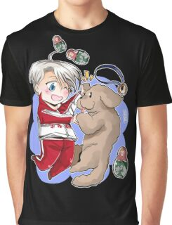 Victor Nikiforov Graphic T-Shirt