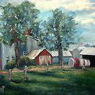 Fred Pew Farm by Monica Vanzant