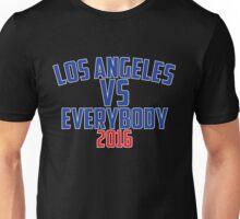 Los Angeles VS Everybody T-Shirt Postseason Dodgers Unisex T-Shirt