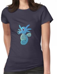 Horsea Womens Fitted T-Shirt
