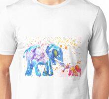 Elephant Walk Unisex T-Shirt