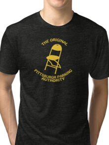 Original Pittsburgh Parking Authority Tri-blend T-Shirt