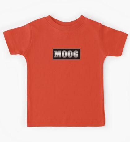 Vintage Old Moog Kids Tee