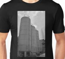 Industrial Tanks in Marano Lagunare Unisex T-Shirt