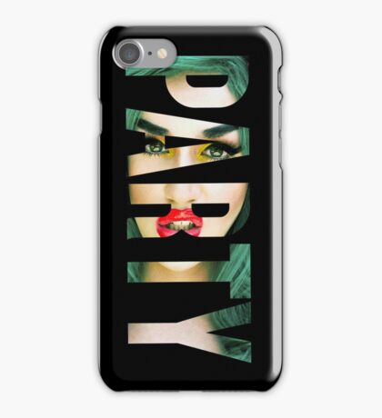 ADORE DELANO - PARTY iPhone Case/Skin