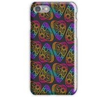 Ouija oracle psychic Halloween design iPhone Case/Skin