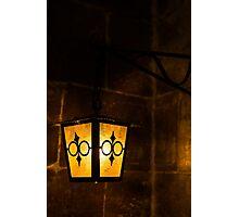 Hanging Lamp Photographic Print