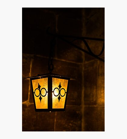 Hanging Lamp Photographic Print