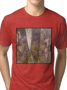 Even the trees are in love with you... Tri-blend T-Shirt
