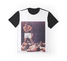 Muhammad Ali Graphic T-Shirt