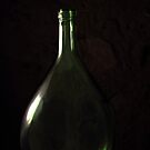 One green bottle. by Paul Pasco