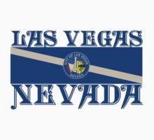 Vintage Las Vegas Nevada Kids Tee