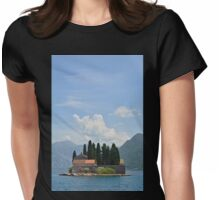 St George's Abbey Womens Fitted T-Shirt