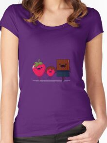 Perfect Love Women's Fitted Scoop T-Shirt