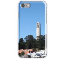 San Francisco Coit Tower iPhone Case/Skin
